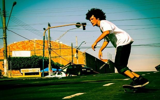 skate amazonas (Foto: Arquivo Antonio Manguaça)