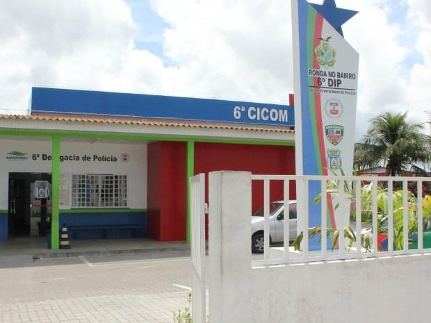 Caso foi registrado no 6º Distrito Integrado de Polícia, na Zona Norte de Manaus (Foto: Divulgação)