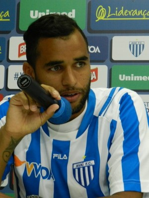 Pablo Avaí lateral (Foto: André Palma Ribeiro/Avaí F.C.)