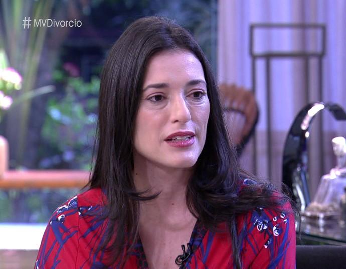 Juíza tira dúvidas sobre divórcio no Mais Você (Foto: TV Globo)