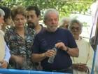 Ex-presidente Lula passa quase 48 horas no Sindicato dos Metalúrgicos