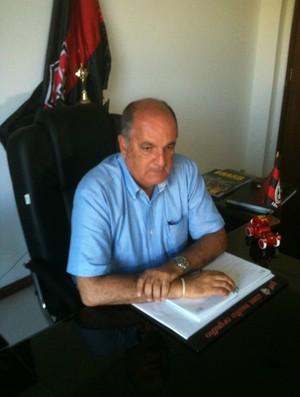 Alexi Portela (Foto: Thiago Pereira / Globoesporte.com)