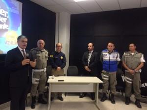 PRF e Detran de Alagoas divulgam dados de acidentes de trânsito nas rodovias que cortam o estado (Foto: Carolina Sanches/G1)