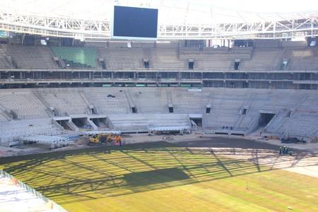 Arena Palmeiras - Allianz Parque (Foto: Sérgio Gandolphi)