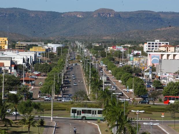 Palmas, capital do Tocantins (Foto: Antônio Gonçalves/Prefeitura de Palmas)