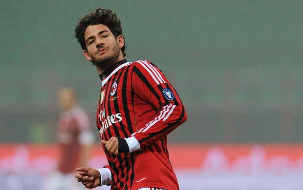 Alexandre Pato Milan (Foto: Getty Images)