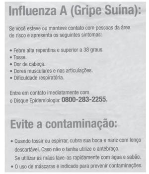 BRASIL. Ministério da Saúde, 2009 (adaptado).  (Foto: Reprodução/Enem)