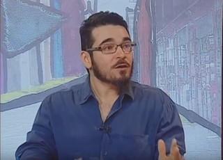 Alan Marinho (Foto: Reprodução/Youtube)
