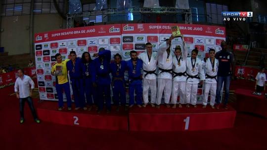 Após seletiva, Brasil vence a Colômbia por 4 a 1 no Desafio Internacional