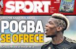 Com o Barça nos olhos, Pogba baixa pedida para selar negócio, diz jornal (Reprodução)