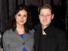 Morena Baccarin e Ben McKenzie têm primeiro filho: 'Felizes'