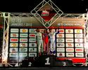 Em duelo 'Senna x Prost', Breda vence Pasquim no Kart dos Artistas