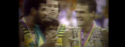 Redação SporTV relembra o título Pan-Americano de 1987 da seleção brasileira de basquete