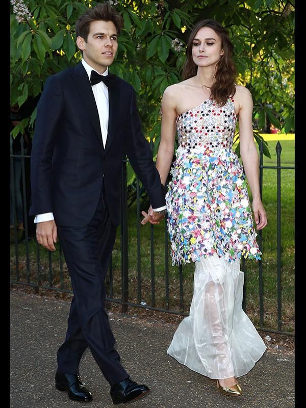 Кира найтли и джеймс райтон фото свадьбы