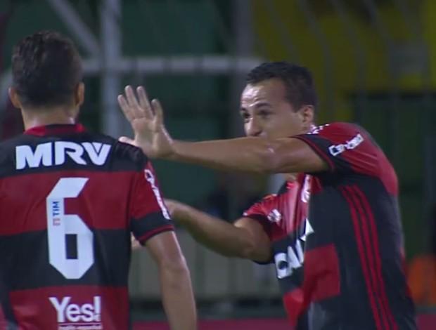Leandro Damião Flamengo x Bangu