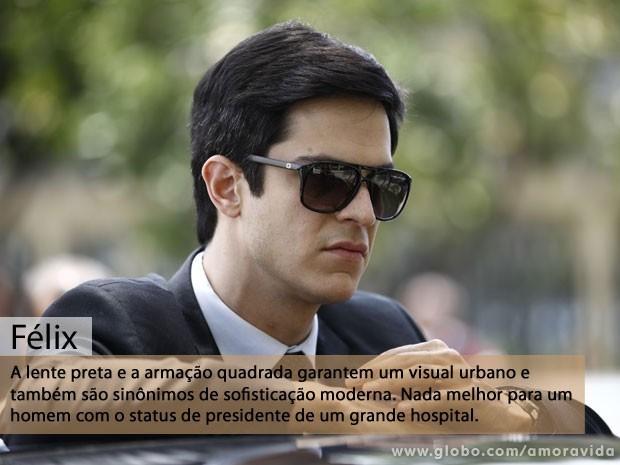 Félix (Foto: Amor à Vida/TV Globo)