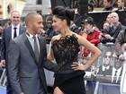 Lewis Hamilton sugere que vai se casar com Nicole Scherzinger, diz site