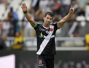 Pedrinho despedida Vasco x Ajax (Foto: André Mourão / Ag. Estado)