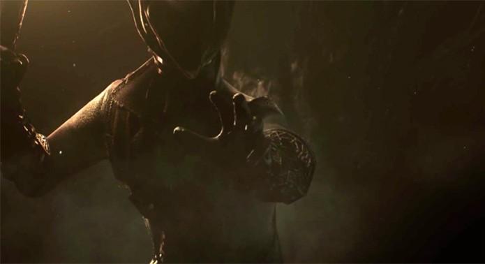 E3 2014: Bloodborne é anunciado pela From Software. (Foto: Reprodução) (Foto: E3 2014: Bloodborne é anunciado pela From Software. (Foto: Reprodução))