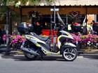 Serviço de compartilhamento de scooter começa a funcionar em Roma