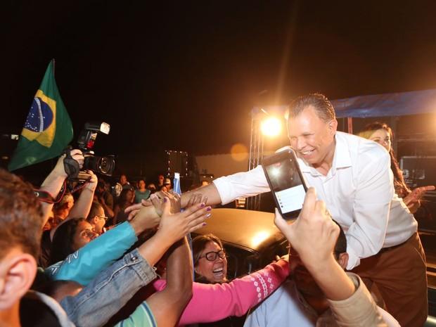 Dixon é eleito prefeito de Paulínia (Foto: André Montejano)
