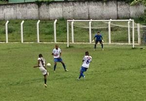 Paraíso vence o Imagine por 5 a 0 no estádio Castanheirão (Foto: Alexandre Alves/TV Anhanguera)
