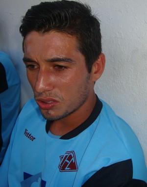 Juninho Tombense (Foto: Bruno Ribeiro)
