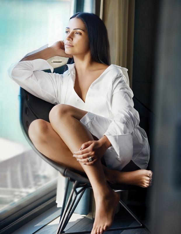 Camila Alves (Foto: Warwick Saint/Revista Ocean Drive)
