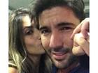 Jéssica Costa faz homenagem a Sandro Pedroso: 'Cara incrível'
