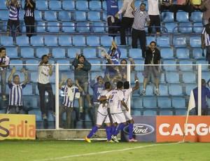 Avaí x ASA Anderson Lopes (Foto: Jamira Furlani/Avaí FC)