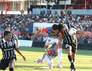 Cianorte x Corinthians-PR (Foto: Divulgação / Cianorte)