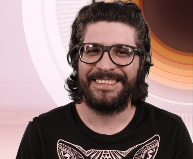 Ilmar é um dos participantes do BBB 17 (Foto: Divulgação Globo)