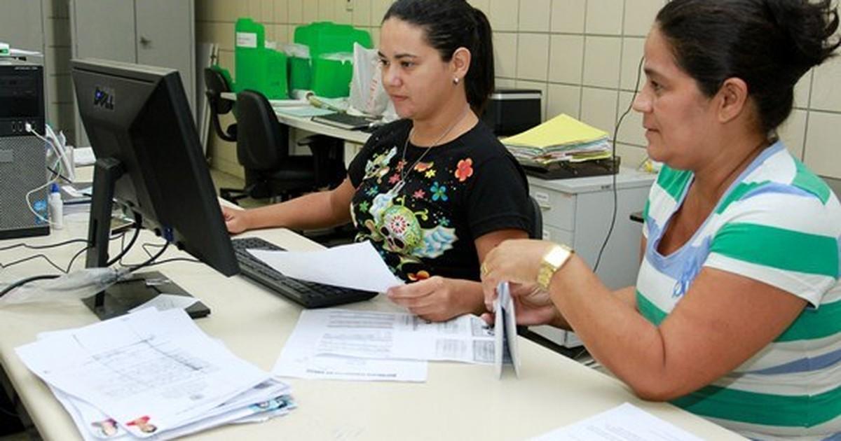 Secretaria libera 140 pontos de apoio para realização de pré ... - Globo.com