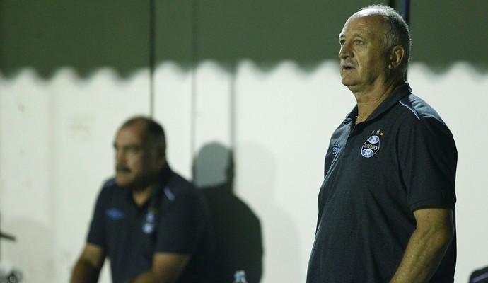 Luiz Felipe Scolari Felipão técnico Grêmio (Foto: Lucas Uebel / Grêmio FBPA)