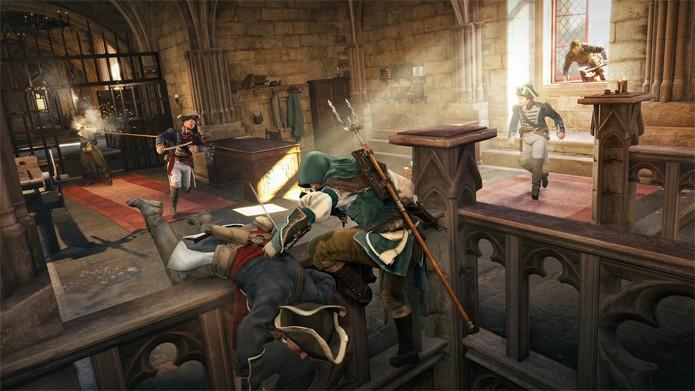 Assassins Creed Unity (Foto: Divulgação)