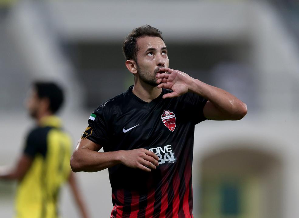 Everton Ribeiro Al Ahli (Foto: Divulgação)