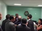 Picciani protocola lista de assinaturas para retornar à liderança do PMDB