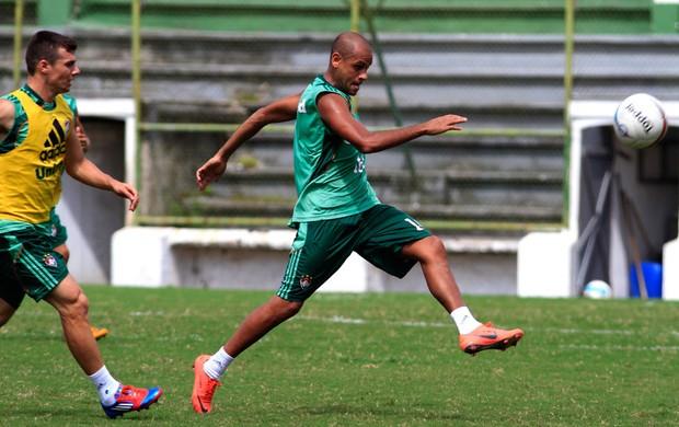 Carlinhos treino Fluminense (Foto: Nelson Perez / Fluminense F.C.)