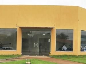 Novo prédio do 3° e 4° Conselho Tutelar em Porto Velho (Foto: Assessoria/Divulgação)