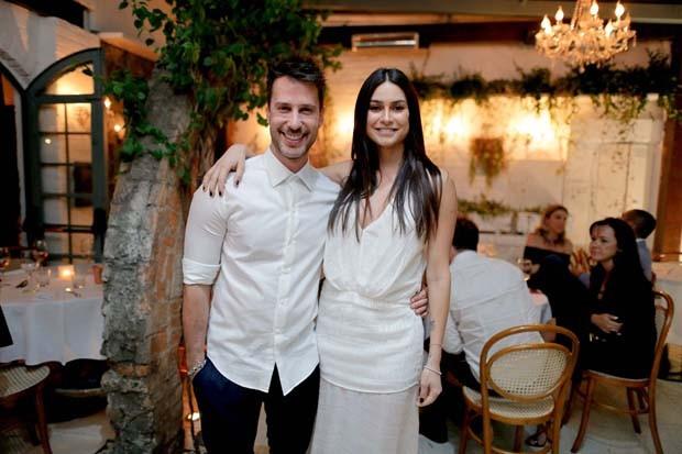 Caio Fischer e Thaila Ayala (Foto: Cesar Novais/Divulgação)
