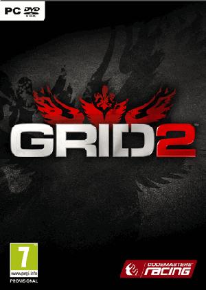 Capa do GRID 2 para PC (Foto: Divulgação)