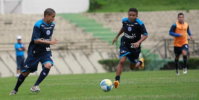 São Bento, treino (Foto: Divulgação/ Jesus Vicente)