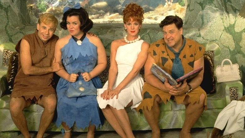 Rosie O'Donnell como Betty Rubble em 'Os Flintstones: O Filme' (1994) (Foto: Divulgação)