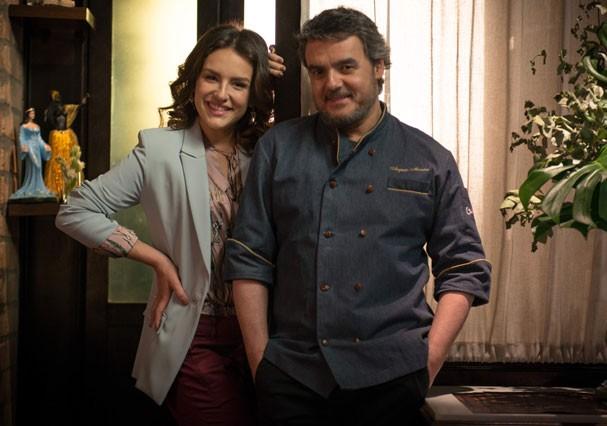 Kéfera Buchmann e Cassio Gabus Mendes (Foto: Divulgação)