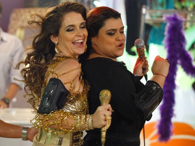 preta gil (Foto: Cheias de Charme / TV Globo)