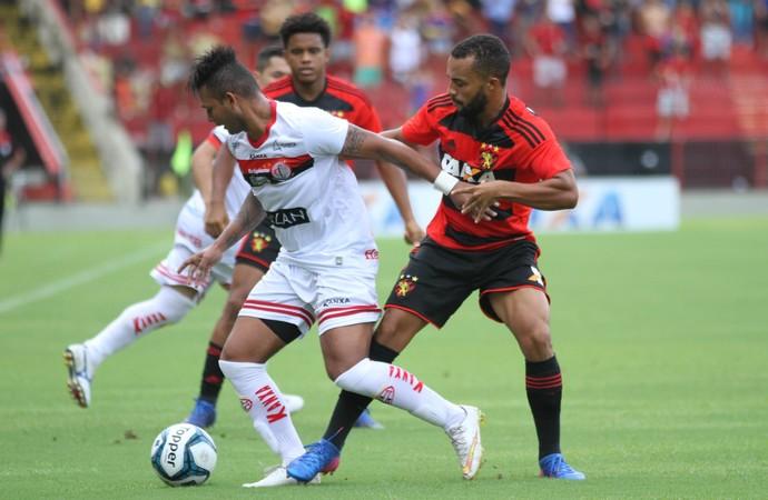 Sport x Campinense (Foto: Adelson Costa / Pernambuco Press)