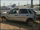 Dois homens morrem em acidente durante perseguição policial