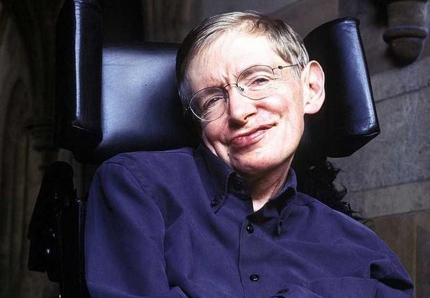 O físico britânico Stephen Hawking (Foto: Divulgação)
