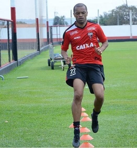 longa  espera (Divulgação / Atlético-GO)
