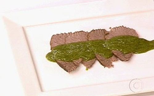 Molho Pesto Brasileiro (da Chef Ana Zambelli)